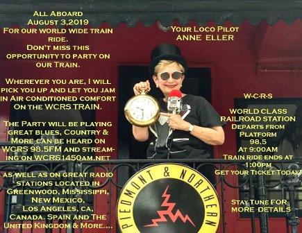 Anne's Entertainment Vision